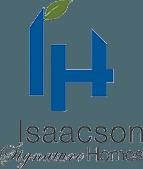 Isaacson SIgnature Homes Logo