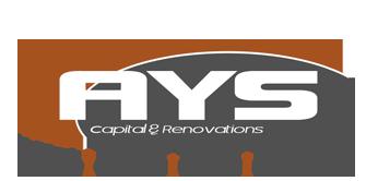 AYS Capital & Renovations Logo